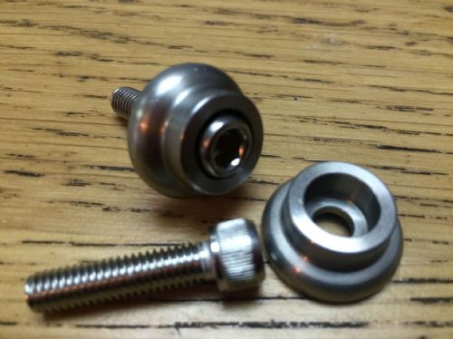 Surly Axle bolts and washers